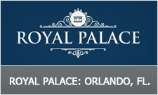 Royal Palace Orlando, FL.